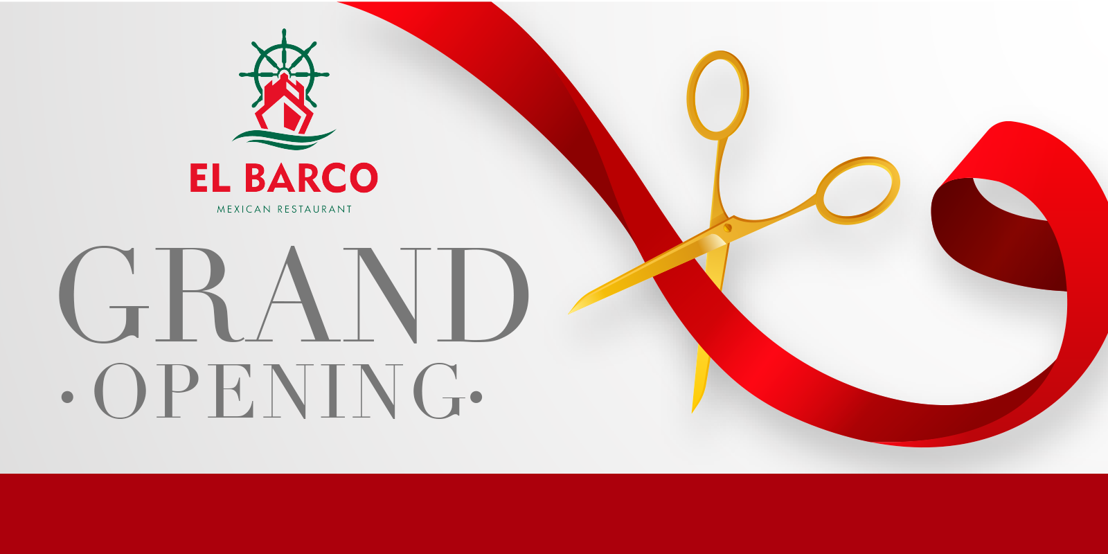 Networking Event & El Barco Restaurant Ribbon Cutting