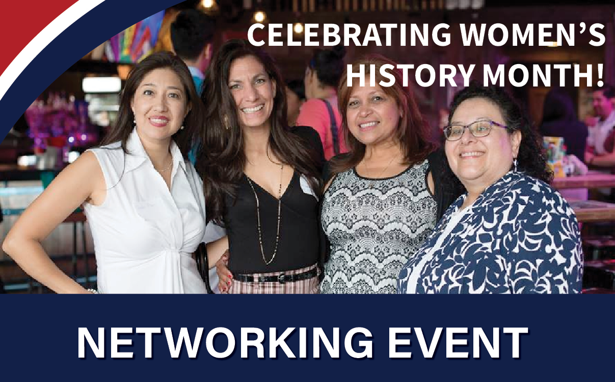 Networking Event: Celebrating Women's Achievements | HCC Event